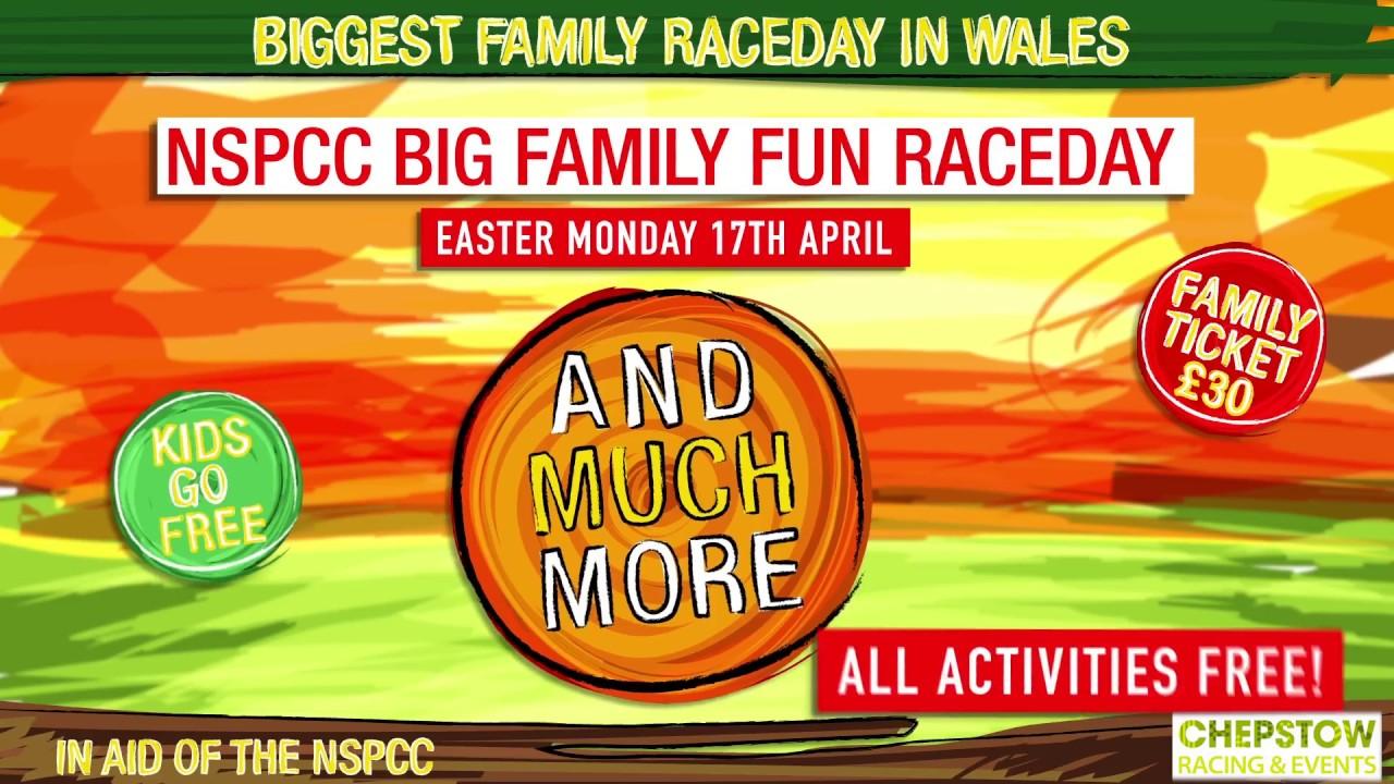 Chepstow racecourses easter family fun day youtube chepstow racecourses easter family fun day negle Choice Image