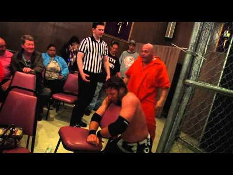 ECPW Adrenaline - Mo Goes to the Prison Yard