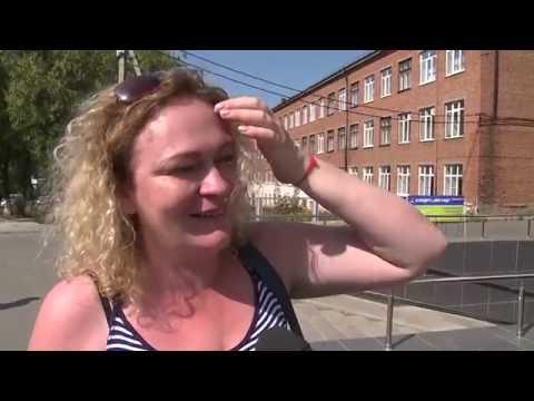 Опрос 04.08.16 Сокращенный рабочий день в жару