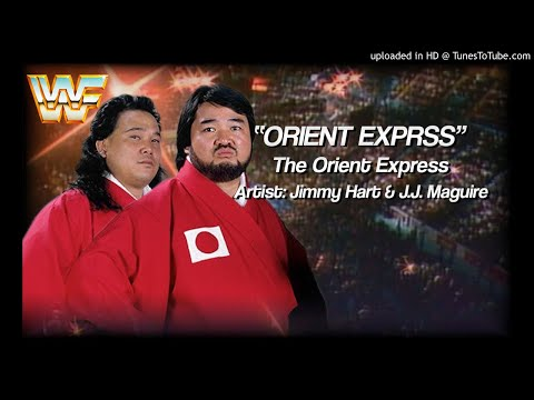 """The Orient Express 1990 - """"Orient Express"""" WWE Entrance Theme"""