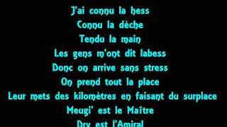 Maître Gims feat. Dry - One shot lyrics