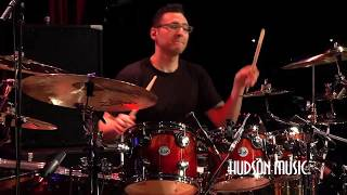 Gil Sharone Modern Drummer Festival 2011