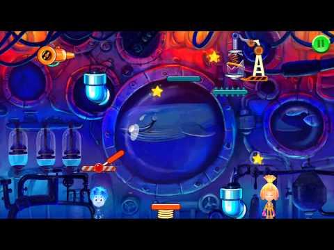 Игра Фиксики миссия Тыдыщ - Фиксики Водянные порталы