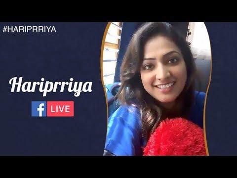 Actress Hariprriya Shares Barjari Movie Highlights | Hariprriya Fun Filled Facebook LIVE with Fans