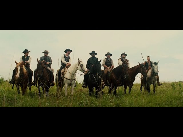 The Magnificent Seven - Official Trailer #2