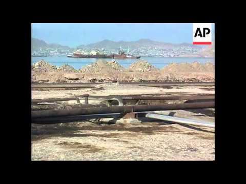 AZERBAIJAN/TURKMENISTAN: GLOBAL OIL PRICES HIT CASPIAN REVENUES