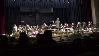 HHS Spring Concert 5/17/16 Oceanscapes