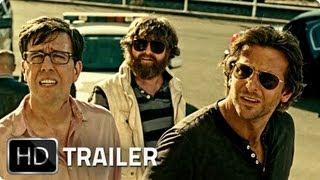 HANGOVER 3 Offizieller Trailer German Deutsch HD 2013