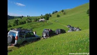 Rumunia Transylwania 01-08.07.2017 amator4x4