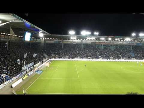 1. FC Magdeburg gegen SF Lotte 09.12.2017 - Support
