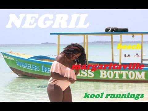 Travel Jamaica   NEGRIL Beach, Margaritaville, Kool Runnings   Part 3