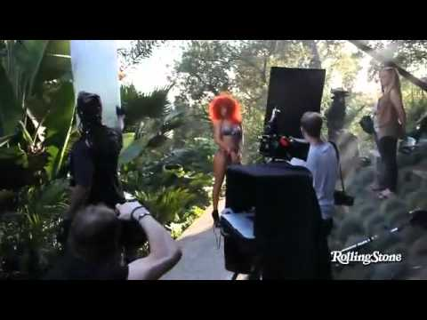 Rihanna - Rolling Stone Cover Photoshoot - Abril 2011 ...