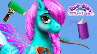 Animal Hair Salon - Pony Girls Horse Care Resort