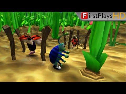 Bugdom (1999) - PC Gameplay / Win 10