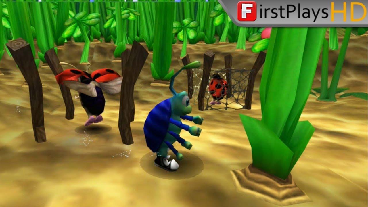 Bugdom (1999) – PC Gameplay / Win 10