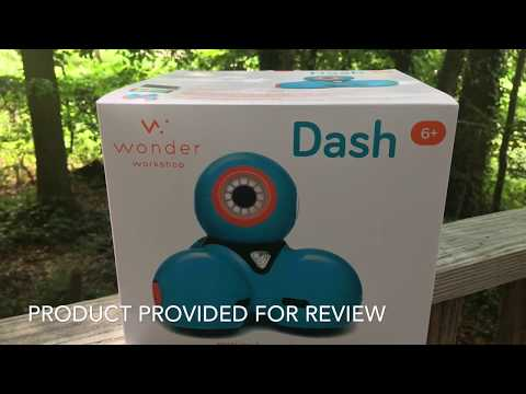 Product Review Video: Dash Robot