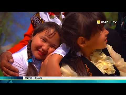 Modern Nomads №26. Kazakh traditions of family institute