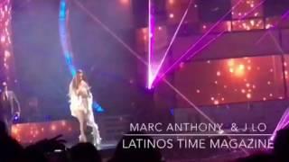 Marc Anthony & JLo Olvídame y Pega la Vuelta