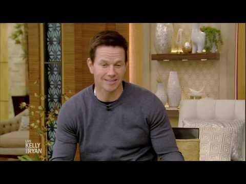Mark Wahlberg's Son Is Embarrassed by