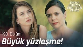 Ömür ve Pınar'ın büyük yüzleşmesi! - Eşkıya Dünyaya Hükümdar Olmaz 193. Bölüm