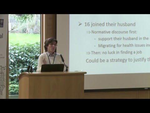 Nathalie Mondain: Migrant women, transnational relations and social change