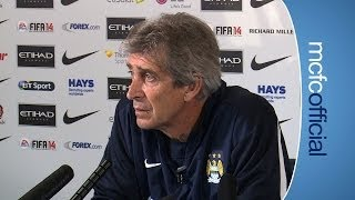 MESSI TO CITY? | City v West Brom Press Conference Part 2