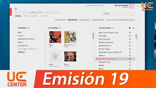UE 19 Tutorial Zune, Reco Daizcorp, Noticias Google I/O 2011