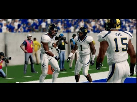 First Home Game! Baltimore State Dynasty Ep. 3 Year 1 W3 vs Cal