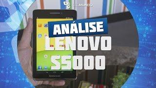 Lenovo S5000 [Análise de Produto] - TecMundo