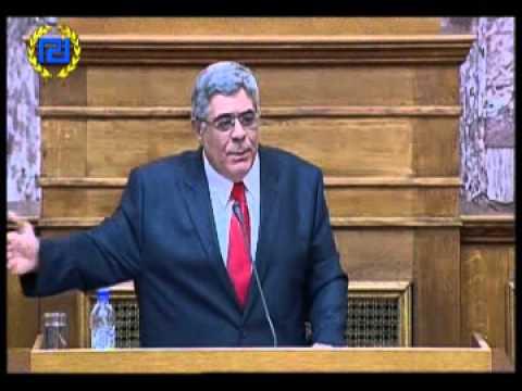 Ομιλία Ν.Γ.Μιχαλολιάκου στην Κ.Ο. της Χρυσής Αυγής