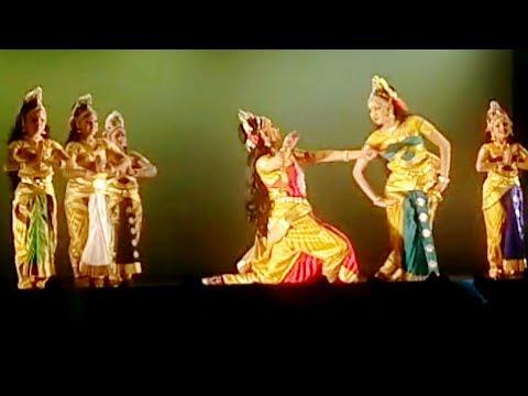 "Group Dance ""Sapta Matrika-Seven Divine Mothers of Goddess Shakti"" by Antara Dance Group,Dubai."