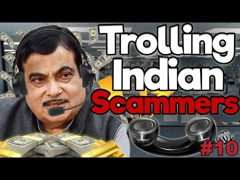 Trolling Indian Scammers And They Get Angry! #10 (Microsoft, IRS, and Government Grant)
