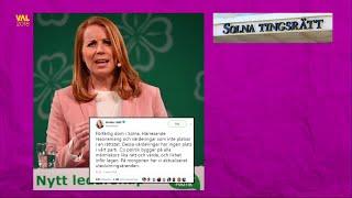 Så allvarligt skadas Centern av skandladomen - Nyhetsmorgon (TV4)