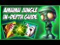 GUIDE ON HOW TO PLAY AMUMU JUNGLE IN SEASON 9! THE BUFFS MADE HIM INSANE! - League of Legends