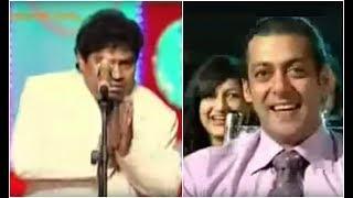 Salman Khan Hit And Run Case   Johnny Lever Makes Fun Then Apologises 😂