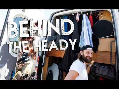BEHIND THE HEADY - The Kickback -