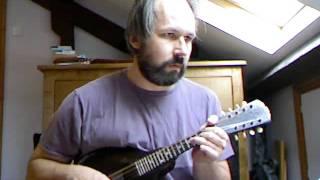 Jewish mandolin: Schtil, di nacht (Hirsch Glick, 1942), on Gibson Ajr mandolin