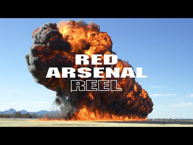 RED ARSENAL REEL | 2021 | Shot on RED