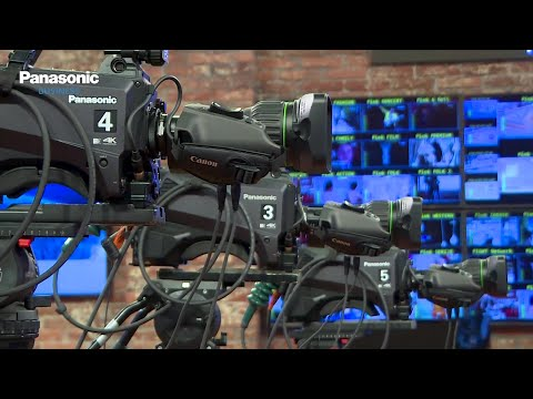 Behind The Live Broadcast Production At Pink TV With Panasonic