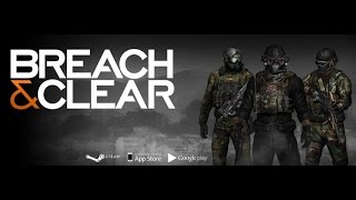 Breach & Clear Deadline Gameplay First Look PC 1080p60fps