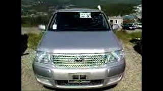 Toyota Succeed 2004 года.avi