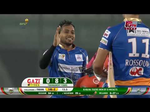 Winning Moments|Chattogram Challengers Vs Khulna Tigers|4th Match|Season 7|Bangabandhu BPL 2019-20