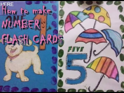 how-to-make-number-flash-cards-for-kids-learning