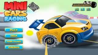 Mini Cars Racing - Free Online Car Race Games For Children - Browser Game (Video Game Genre)