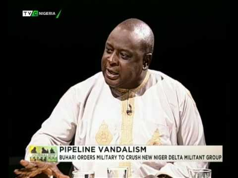 Journalists Hangout | Buhari orders military to crush unrepentant Niger-Delta  militants