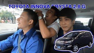 EP.4 มาเมื่อไหร่ก็เพื่อนกัน Toyota Innova Crysta 2.8G พานั่งชิลลไปกับ ปั๊ป ไชยเชื้อ By เก่งพระราม