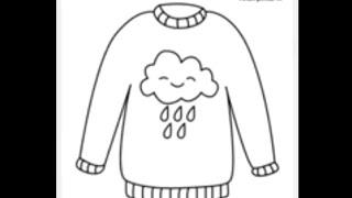 Sweater Cara Belajar Menggambar Lucu Unik Anak Pintar #anakpintar #anak #menggambar #videoanak 246