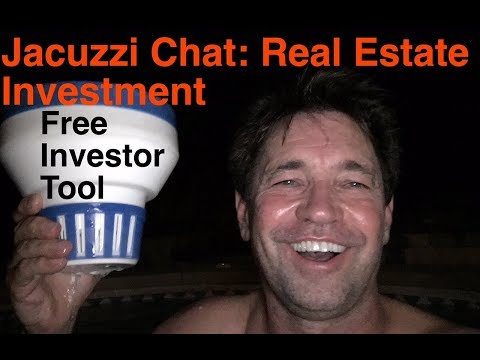 Jacuzzi Real Estate Investor Training: Desire & Fear of approaching sellers with low offers.