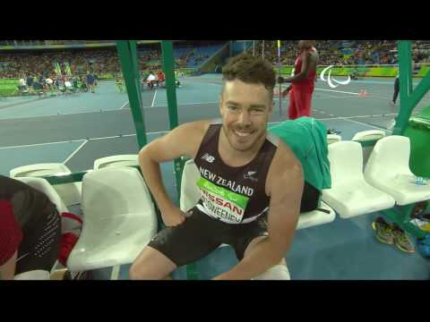 Athletics | Men's javelin F44 & women's dicsus F11 | Day 2 | Rio 2016 Paralympics