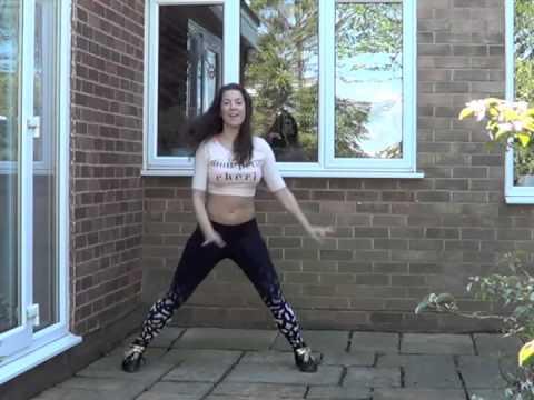 Zumba Choreo to Ik Vaari Tak - Naomi Di Fabio